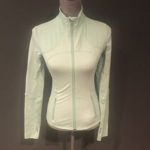 Lululemon Mint Green Define Jacket Size 4